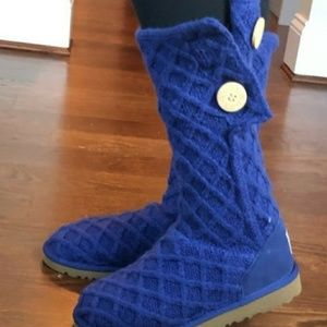 Brand New UGG Cardi Boots NWO BOX